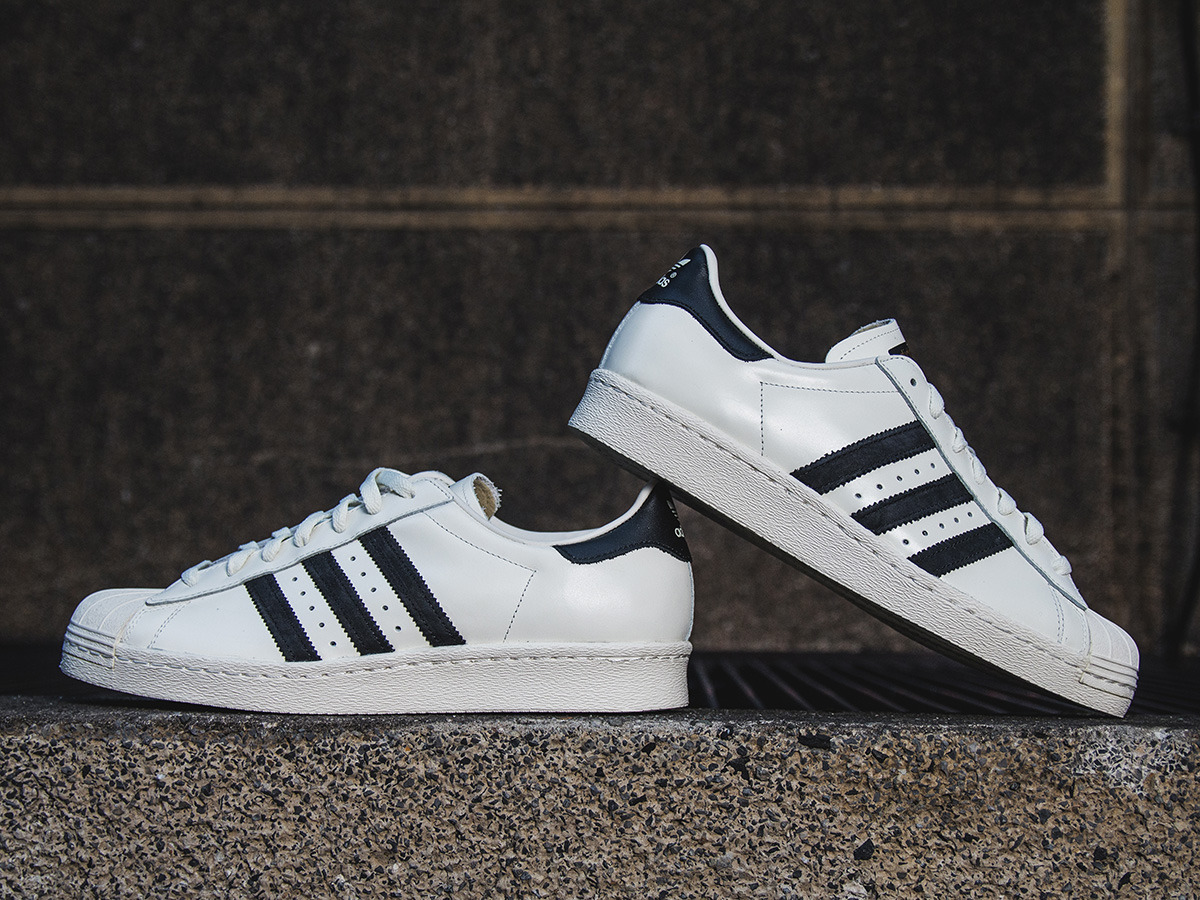 pretty nice 0d561 740fc Adidas Superstar Vintage 80s Deluxe