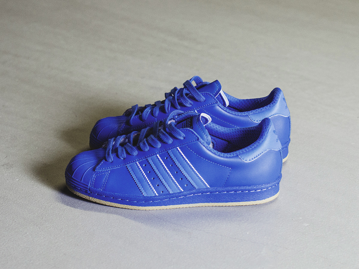 Adidas Superstar Womens Reflective