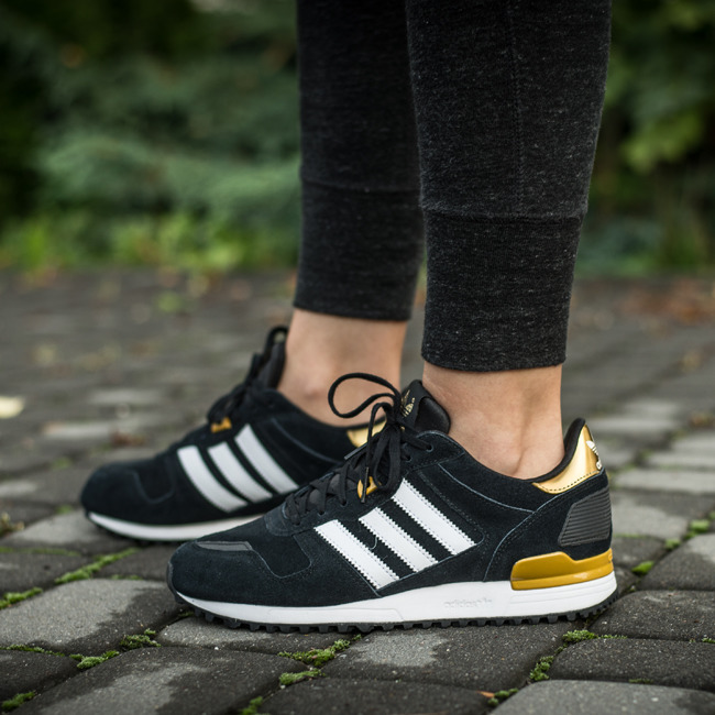 promo code 0b698 6088f adidas originals zx 700 women gold