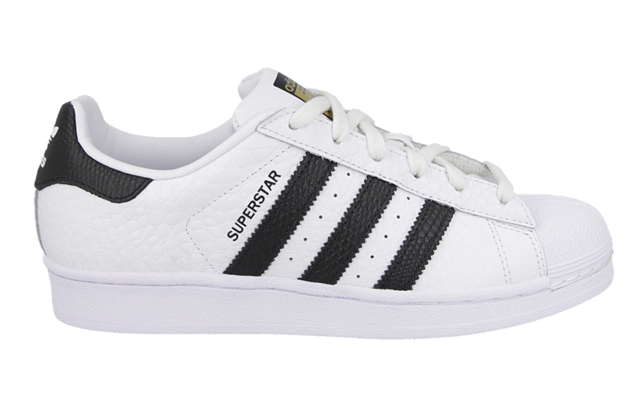 wrdjh Women\'s Shoes sneakers Adidas Originals Superstar Animal S75157