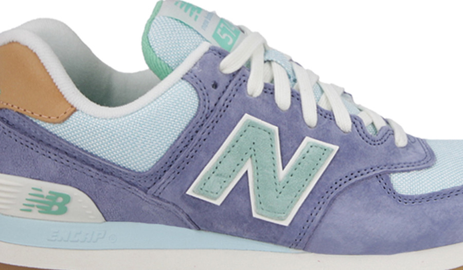 Women39s Shoes Sneakers New Balance QuotBeach Cruiser Packquot WL574BC