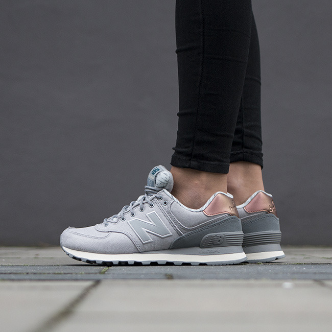 new balance 420 womens rose gold
