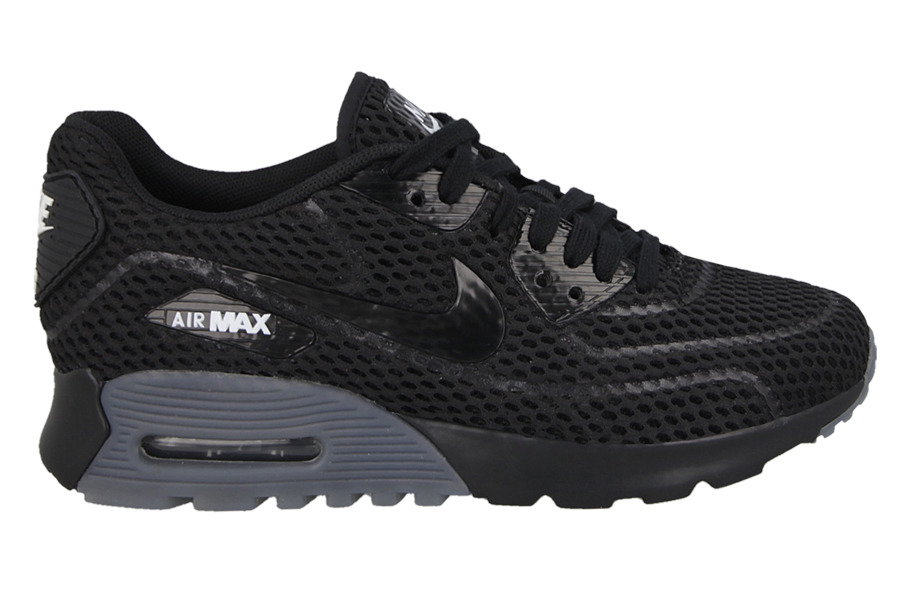 women 39 s shoes sneakers nike air max 90 ultra breathe. Black Bedroom Furniture Sets. Home Design Ideas