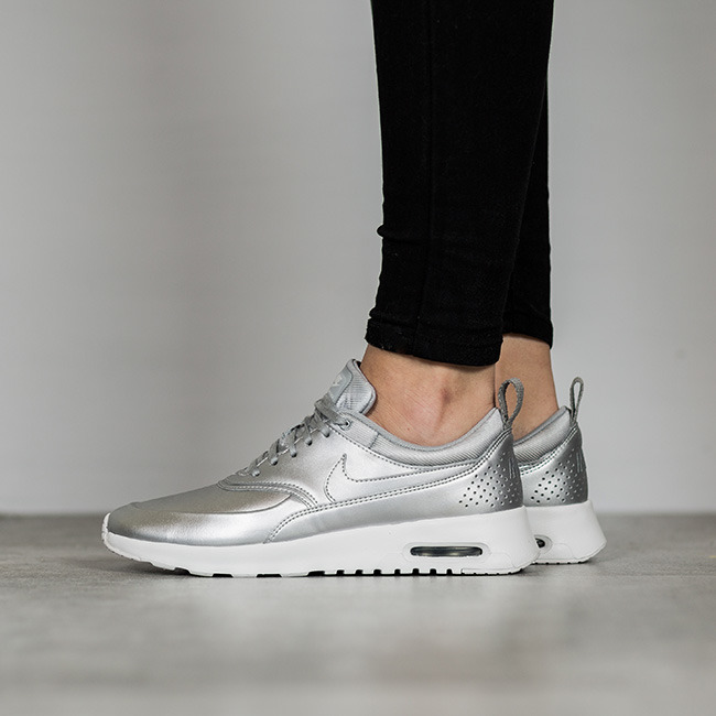 Nike Air Max Thea Silver Metallic