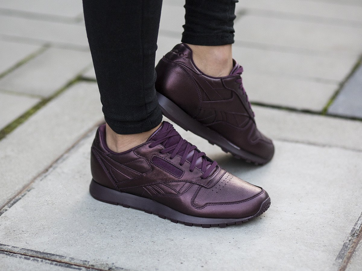 s shoes sneakers reebok classic leather fashion