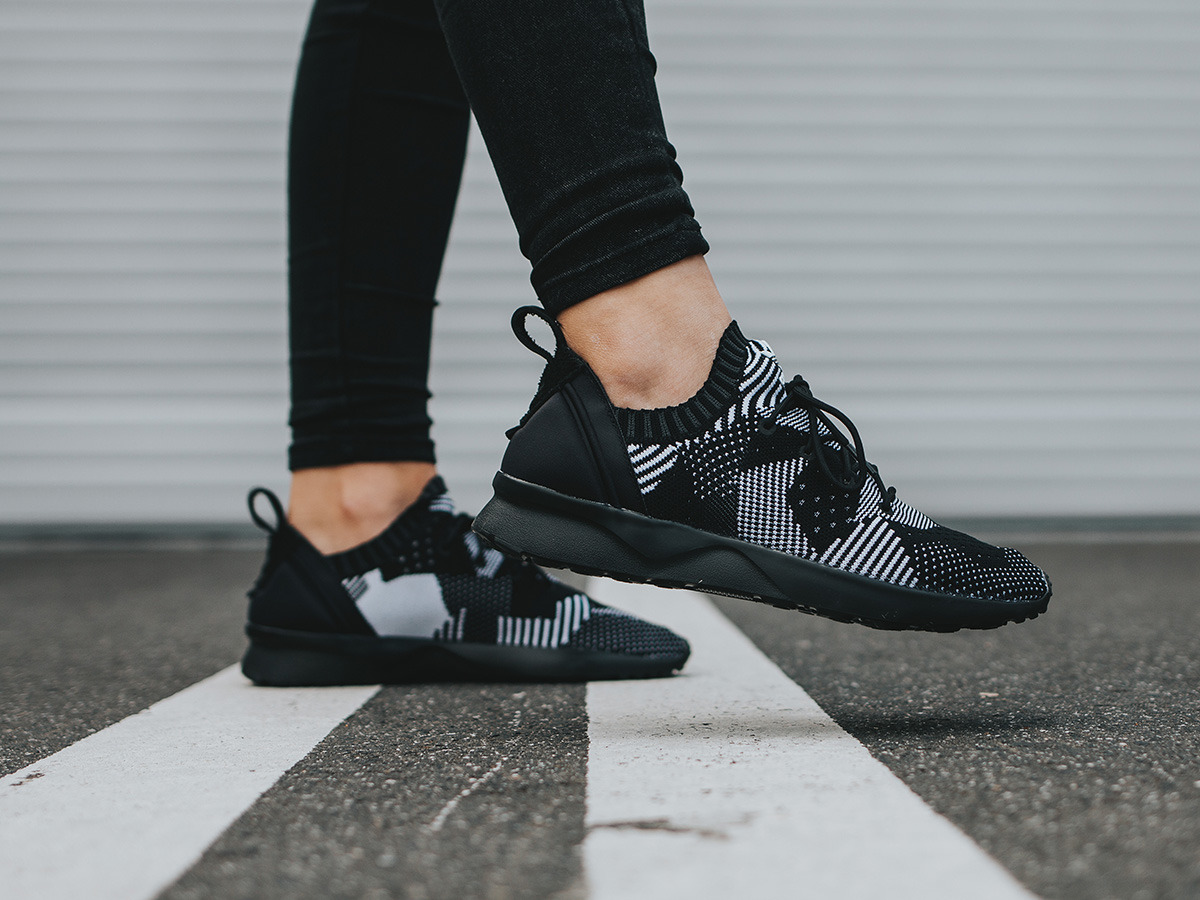 newest c7393 b5920 Adidas Zx Flux Adv Virtue Sock - Women Shoes
