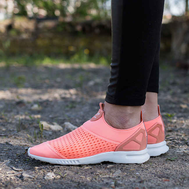 Zx Flux Adv Smooth Shoes
