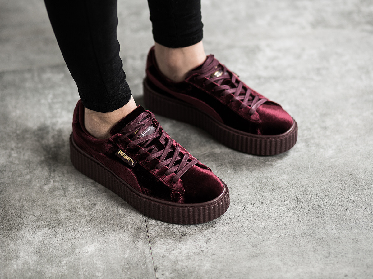 puma creepers personnaliser