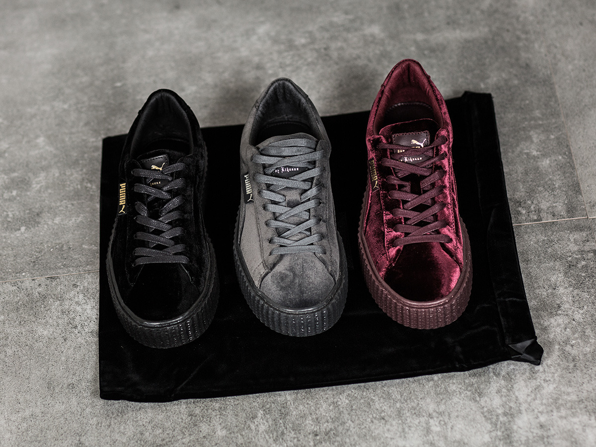 Puma X Rihanna Velvet wearpointwindfarm.co.uk 7c50228de