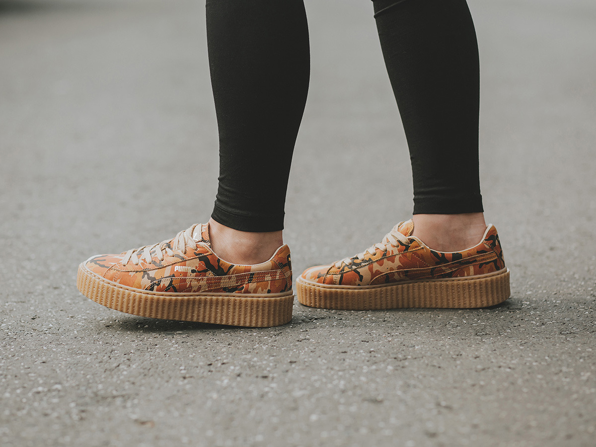 75960b290d Puma Rihanna Sneakers Creepers wearpointwindfarm.co.uk