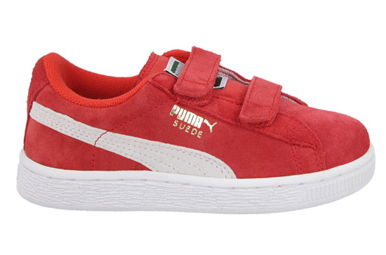 Children's Shoes sneakers Puma Suede 2 Straps Kids 356274 03