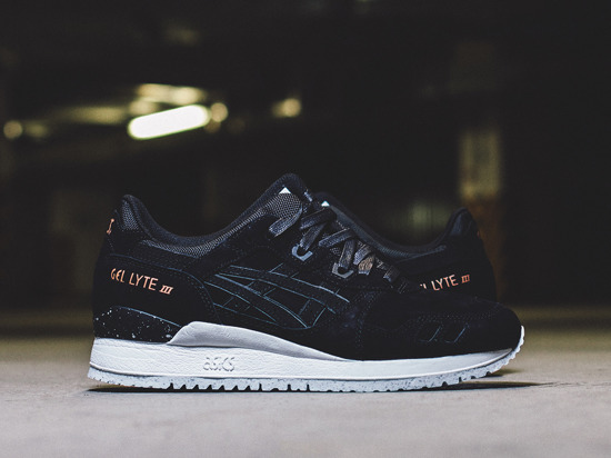 Men's Shoes sneakers Asics Gel Lyte III Rose Gold Pack H624l 9090