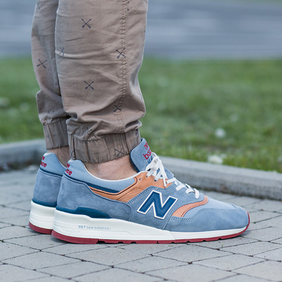 Men's Shoes sneakers New Balance Made in The USA M997DOL