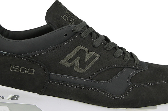 "Men's Shoes sneakers New Balance Made in UK ""Iguana Pack"" M1500NBB"