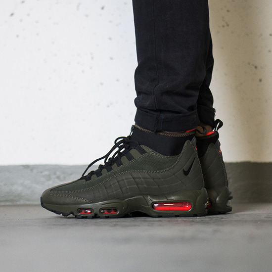 Men's Shoes sneakers Nike Air Max 95 Sneakerboot 806809 300
