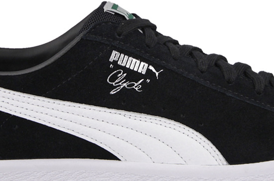 "Men's Shoes sneakers Puma Clyde ""Bonnie & Clyde"" 361703 01"