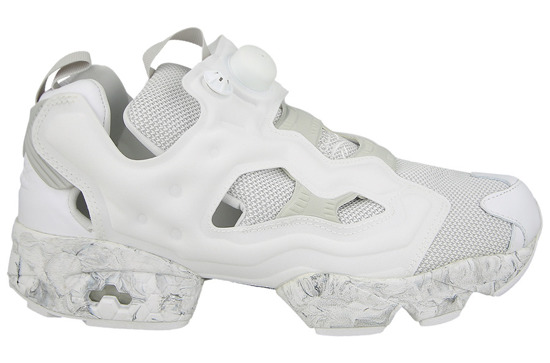"Men's Shoes sneakers Reebok Instapump Fury Achm ""White Marble"" BD1550"