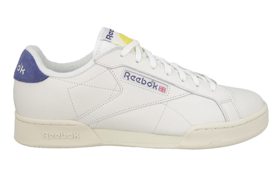 Men's Shoes sneakers Reebok Npc Uk II Tennis Ball V67566