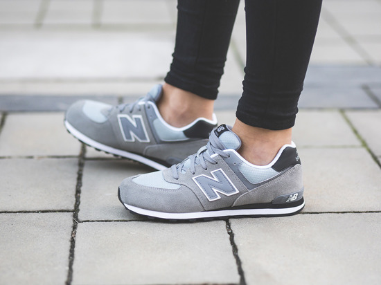 Women's Shoes sneakers New Balance KL574CIG