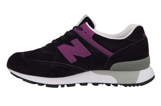 Women's Shoes sneakers New Balance Made in UK W576PPP