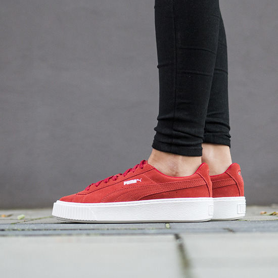 Women's Shoes sneakers Puma Suede Platform 362223 03
