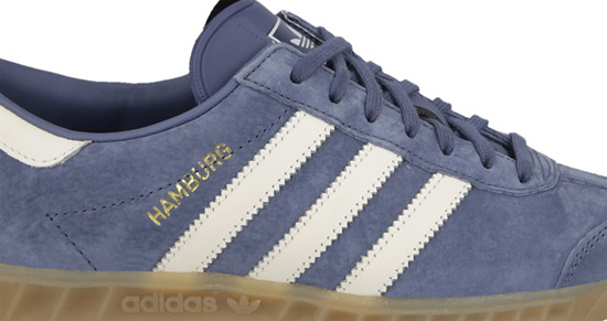Women's Shoes sneakers adidas Originals Hamburg BA8408