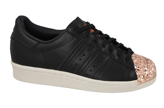 Adidas Superstar Metal Toe Shoes