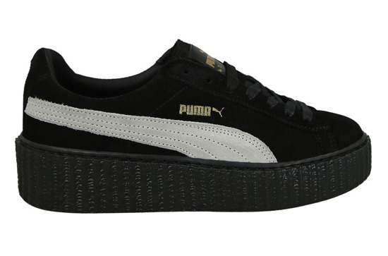 Women's shoes sneakers Puma Suede Creepers x Rihanna 361005 01