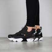 Women's shoes sneakers Reebok Instapump Fury Hype Metallic BD4890