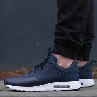 sneakers for cheap fc05c 5e014 Nike Air Max Tavas Leather Blue