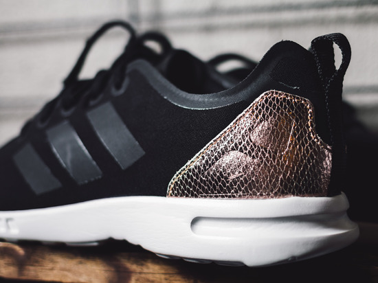 Adidas Zx Flux Smooth Copper